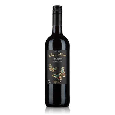 西班牙小味多金钻蝴蝶干红葡萄酒750ml