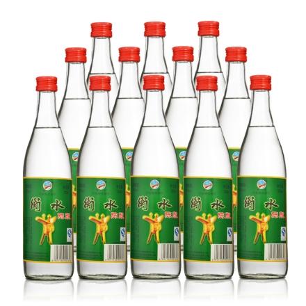 42°衡水陈酿500ml(12瓶装)