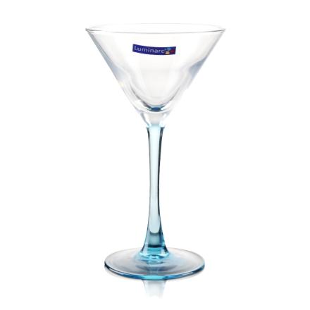 【清倉】冰藍雞尾酒高腳杯15cl