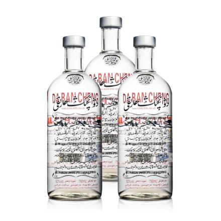 52°新疆达坂城白酒750ml(3瓶装)