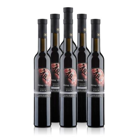 夜问蓝莓红酒375ml(6瓶装)