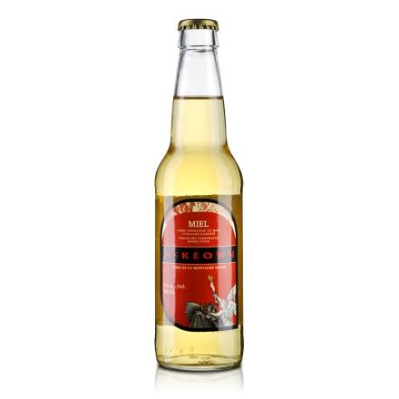 加拿大麦可欧牌苹果酒(蜂蜜味)355ml