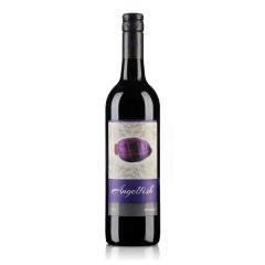 【包邮】澳大利亚天使鱼珊瑚系列西拉半干红葡萄酒750ml