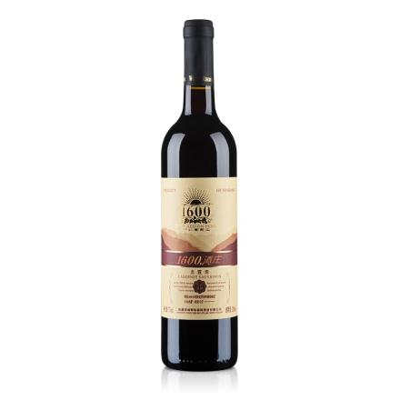 西域明珠1600天山酒庄佳酿干红葡萄酒750ml