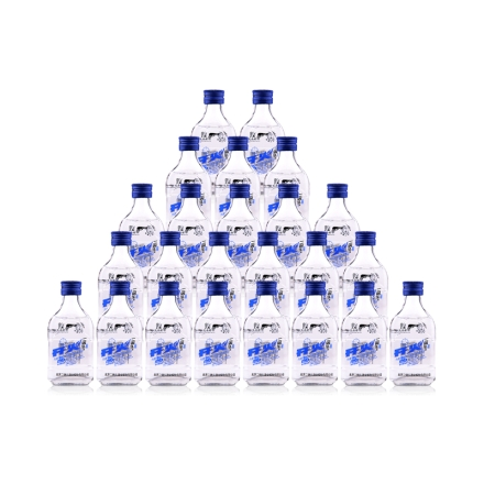 50°开火二锅头100ml(24瓶装)