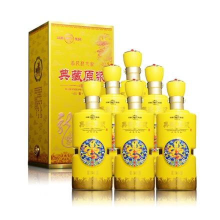 53°汾酒集团典藏原浆30陈酿750ml(6瓶装)