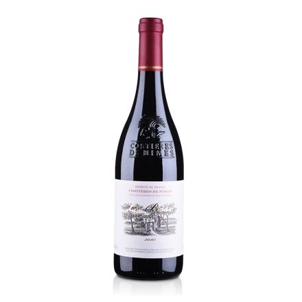 法国原瓶进口AOC博斯克干红葡萄酒