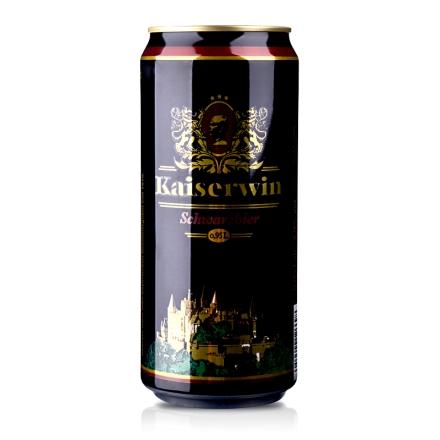 【清仓】德国凯撒黑啤酒950ml