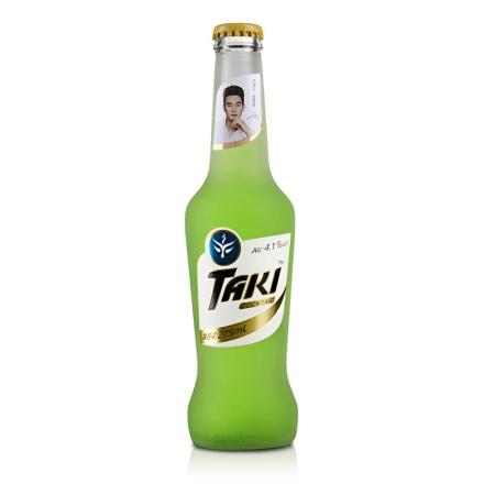 【清仓】4.1°达奇TAKI青柠味伏特加鸡尾酒(预调酒)纯情装275ml