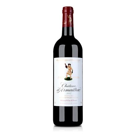 (列级庄·名庄·正牌)法国木桐·男爵酒庄干红葡萄酒750ml (又译:达玛雅克)