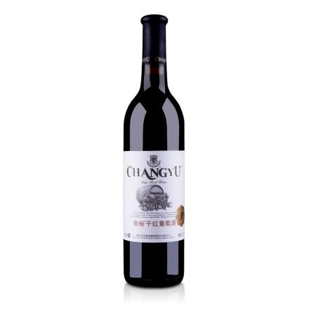 中国红酒张裕干红葡萄酒750ml