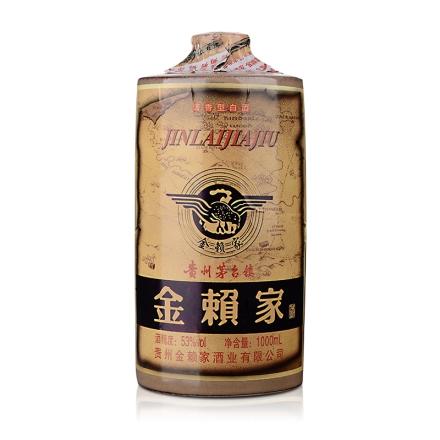 (清仓)53°金赖家酒1000ml