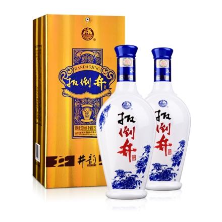 52°扳倒井井韵750ml(2瓶装)