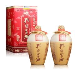52°孔府家酒陶天下(电商版)750ml(双瓶装)