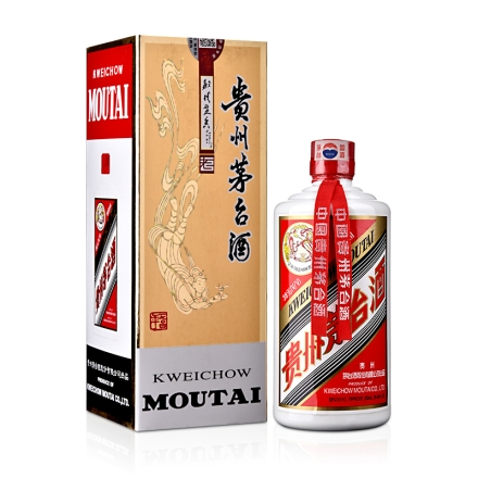 【老酒】38°贵州茅台酒500ml(2005-2009年)