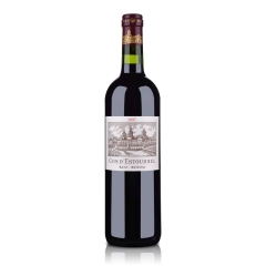 (列级庄·名庄正牌)法国爱诗图古堡2007干红葡萄酒750ml(又名:爱士图、康黛丝诺酒庄)