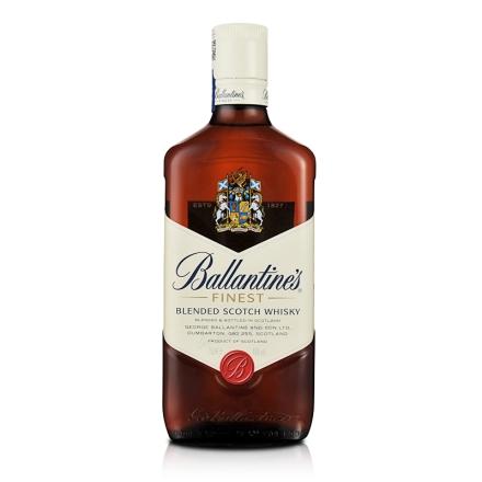 40°英国百龄坛特醇苏格兰威士忌700ml