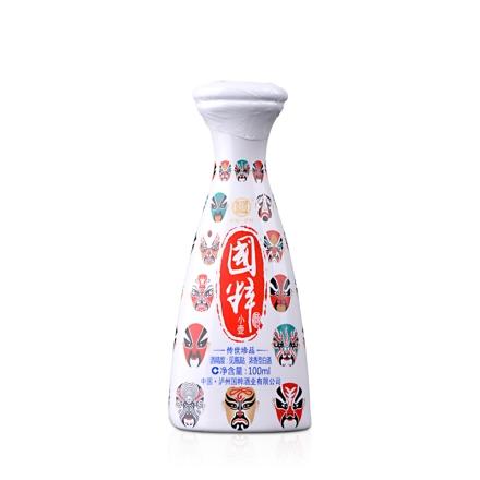 45°国粹●群英荟萃小壶酒100ml(乐享)