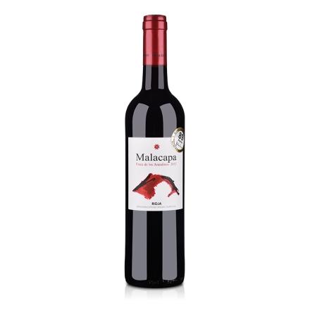西班牙红酒西班牙(原瓶进口)白鹭湖山脉干红葡萄酒750ml