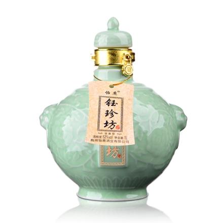 52°怡鹿 钰珍坊(露酒) 1000ml