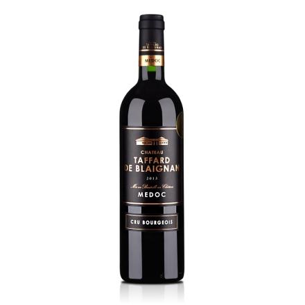 法国梅多克中级庄塔法干红葡萄酒750ml