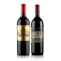 宝玛酒庄正牌+宝玛酒庄副牌2013干红葡萄酒