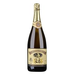 中国张裕红酒加气苹果酒1500ml