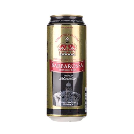 【清仓】德国凯尔特人黑啤酒500ml