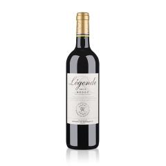 法国拉菲传奇梅多克法定产区红葡萄酒750ml