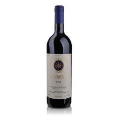 (意大利名庄)意大利西施佳雅2011红葡萄酒750ml