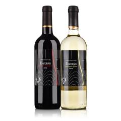 智利(原瓶进口)梦幻时光赤霞珠干红葡萄酒750ml+ 智利(原瓶进口)梦幻时光长相思干白葡萄酒750ml
