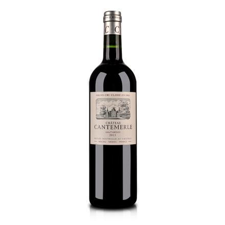 (列级庄·名庄·正牌)法国红酒佳德美城堡2013红葡萄酒750ml(又名佳得美)