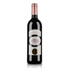法国红酒鲁索喜萍城堡干红葡萄酒750ml