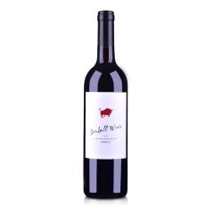澳大利亚奔牛小红牌西拉干红葡萄酒750ml
