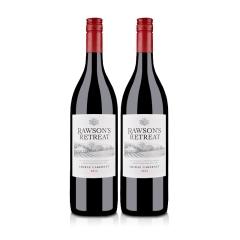 澳洲红酒澳大利亚奔富洛神山庄西拉赤霞珠(设拉子赤霞珠)干红葡萄酒1000ml(双瓶装)