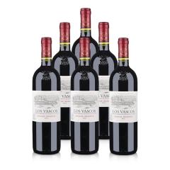 智利拉菲集团巴斯克特酿红葡萄酒750ml(6瓶装)