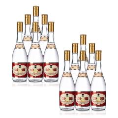 【周末狂欢惠】53°玻瓶汾酒整箱装475ml*12