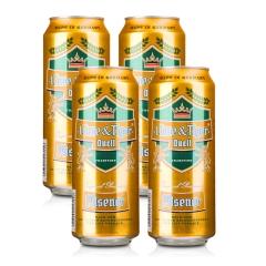 德国狮虎争霸比尔森啤酒500ml(4瓶装)