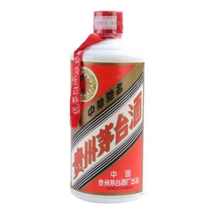 【老酒】53°贵州茅台酒500ml(1999年)