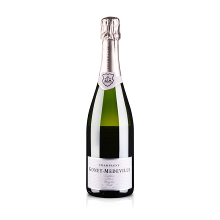 法国红酒玫德维尔香槟酒750ml