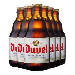 比利时进口督威啤酒金色艾尔烈性精酿啤酒330ml*6