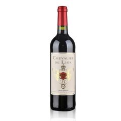 法国原瓶进口狮子骑士1618干红葡萄酒750ml