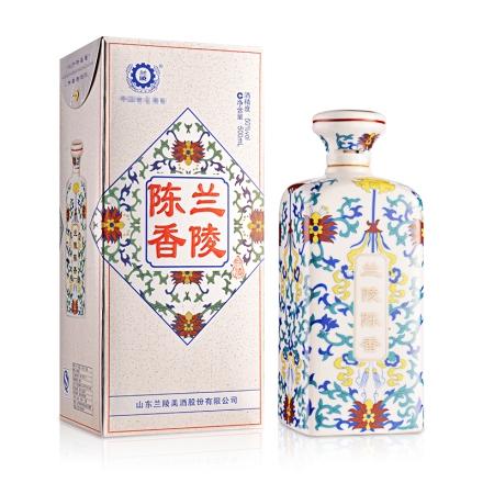 【清仓】50°兰陵瓷瓶陈香500ml