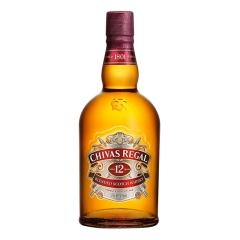 40°芝华士12年Chivas苏格兰威士忌700