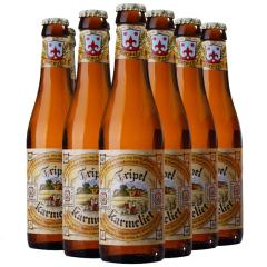 比利时进口卡美里特三料啤酒(Tripel Karmeliet)330ml*6