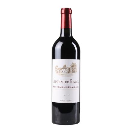 法国圣爱美隆列级名庄芳宝庄园2013年干红葡萄酒750毫升