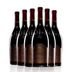 法国贝勒荷干红葡萄酒 750ml*6瓶