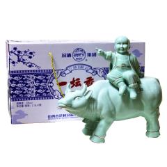 53°杏花村汾酒集团牧童青牛酒造型酒礼品用酒2500ml