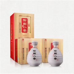 52°仰韶小窖1号窖 兼香型(248mlX2)/瓶 6瓶整箱