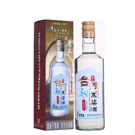 【京东配送】38°玉山高粱酒三年窖藏600ml